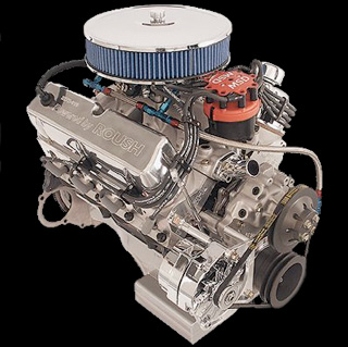 Roush Engine 327SR