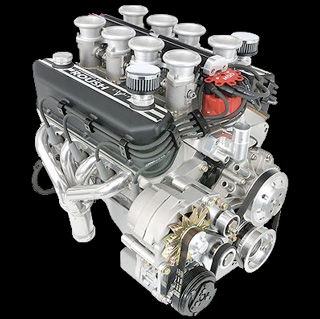 Roush Engine 353IR