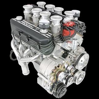 Roush 353ir Cobra Deck Dart Engine