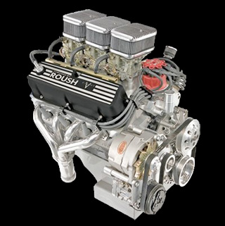 Roush Engine 353R