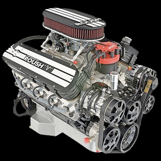 Roush Engine 402R