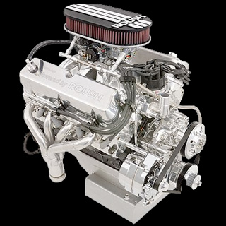 Roush Engine 402SR with TW