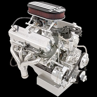 Roush Engine 427SR with TW
