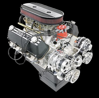 Roush Engine 588R