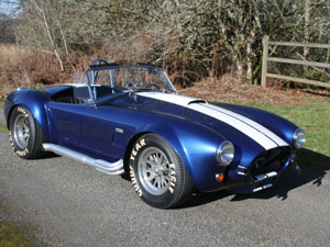 Receive Shelby Cobra Csx 4k Cars And Component Kits In Canada