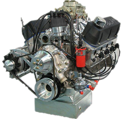 Shelby Cobra 393 CID Engine For Component Cars