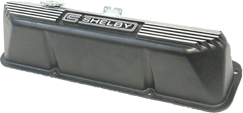 Shelby Finned Valve Cover - Big Block