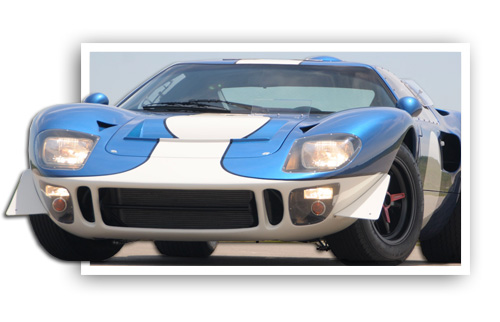 Superformance GT40 Mk II